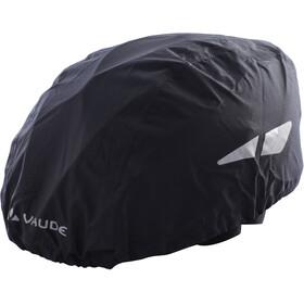 VAUDE Helm Regenüberzug black